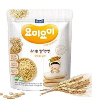 Maeil Organic Rice Rusks - Brown Rice & Barley