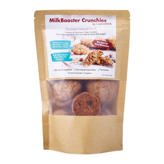 Cookie4milk Choco Crunchies