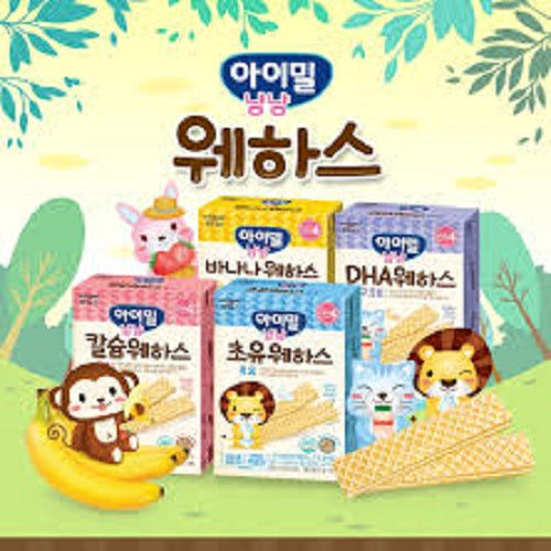 ILDong Agimeal Yumyum Colostrum Wafer