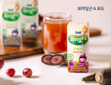 Maeil YummyYummy Organic Juice - Purple carrot & Grape 125ml x 3