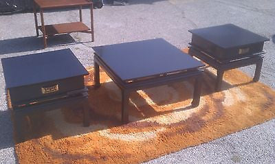 Dunbar Asian Inspired Coffee and End Tables