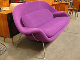 Eero Saarinen for Knoll Womb Sofa