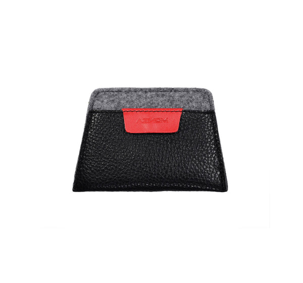 Essential Wallet - Leather and Felt