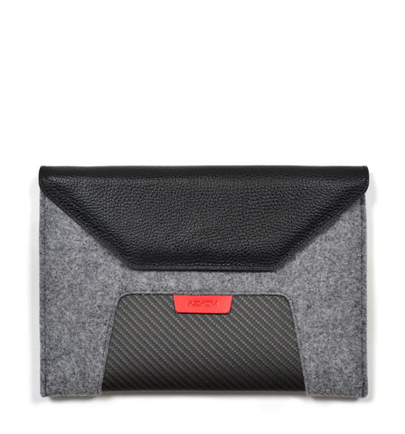 Tablet Case GTR - Felt and Leather