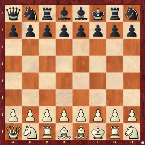 Chess 960 Position 901