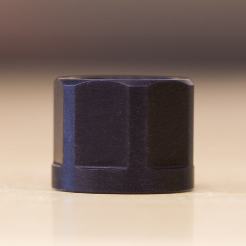 CNC Machined 16mm Hex Profile Thread Protector