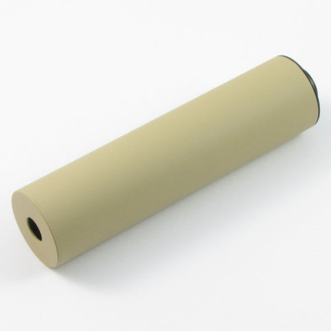 Superlight Carbon Fibre Suppressor - 14mm CW & 14mm CCW - Tan
