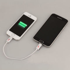 Emergency Micro USB Samsung to iPhone/Samsung Charging Cable