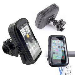 360 Degree Water Resistant Bicycle Bracket Case For Apple iPhone 5 5G 5C 5S