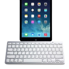 Universal Slim Wireless Bluetooth Tablet Keyboard For iPad, Samsung etc