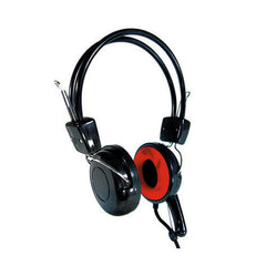 Robust Computer Laptop Headphones Headset with Microphone