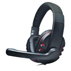 Dynamode USB Computer Laptop Gaming Headset with Microphone