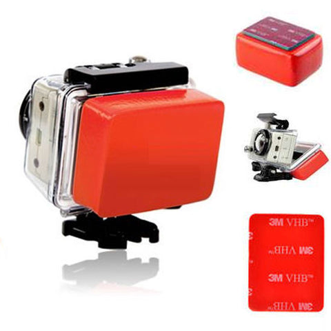 Removable Floating Life Jacket For GoPro HD & Hero 1/2/3/3+/4