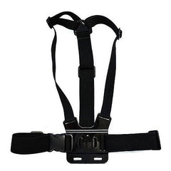 Adjustable Elastic Chest Strap Harness For GoPro HD & Hero 1/2/3/3+/4