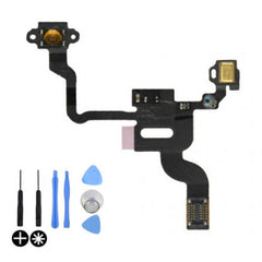 Light & Proximity Sensor ON/OFF Flex Ribbon For Apple iPhone 4 4G