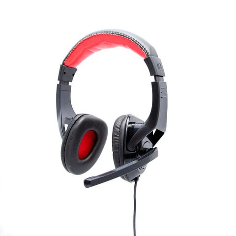 Frostycow X12 Computer PC Laptop Gaming Headset with Microphone