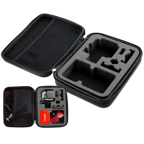 Portable Carry Case Storage Bag Shell For GoPro HD & Hero 1/2/3/3+/4