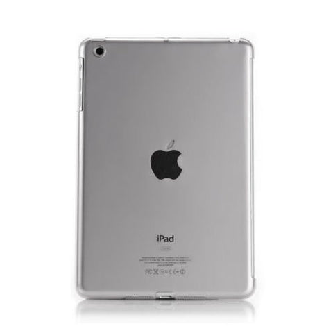 Crystal Clear Back Case Cover For Apple iPad 2, 3/4, Air, Air2, Mini or Mini 2
