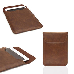 ORDEL® Brown PU Leather Case/Sleeve For Apple iPad 1/2/3/4/Air or Mini/Mini 2