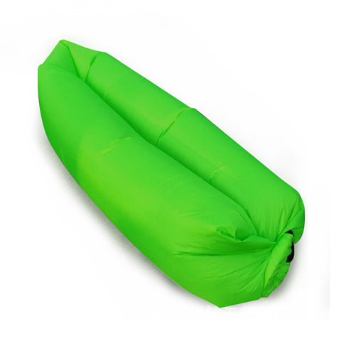 Inflatable Sofa Air Bed Chair Seat Blow Up Lounger Bag Festival Camping Beach