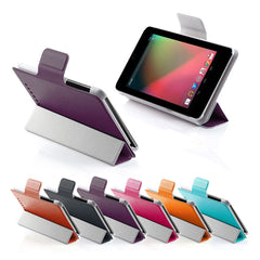 Smart Case for Google Nexus 7 (Version 1) + Screen Protector & Stylus