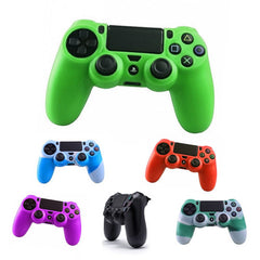 Professional Silicone Grip Cover Case Skin For Sony PS4 Controller