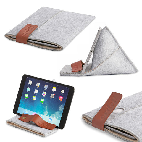 ORDEL® Achilles Sleeve Case Cover Stand For Apple Macbook Pro/Air/Retina & iPad 2/3/4 Air/Air2 Mini/Mini2