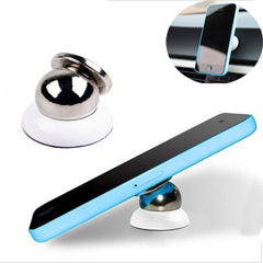 Magnetic Car Phone Holder Mount Dash 360 Rotating For Apple iPhone GPS Samsung