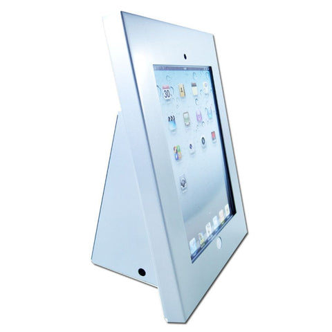 Anti Theft POS Secure Table Desk Mount Bracket For Apple iPad 2 3 4 Air & Air 2