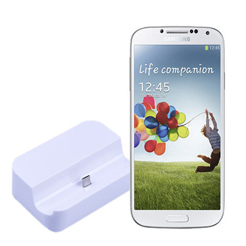 USB Syncing Charging Dock For Samsung S3 S4 i9500 i9505