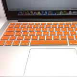 UK Waterproof Silicone Keyboard Cover Protector for Macbook Pro & Retina