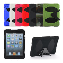 Military Heavy Duty Anti Shock Case Cover With Stand for Apple iPad 2 3 4 Air 5