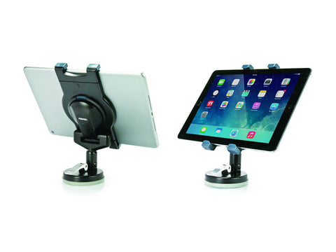 Universal Tablet Suction Stand Mount Bracket For Apple iPad & Samsung Tablets