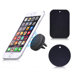 Magnetic Car Air Vent Phone Holder Mount Dash For Apple iPhone GPS Samsung HTC