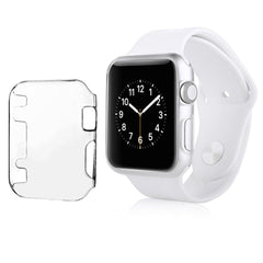 Super Slim Cystal Clear Hard SNAP ON Case Cover For Apple Watch iWatch