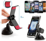 UNIVERSAL Car Windscreen Mount Suction Holder Cradle for Mobile Smart Phone