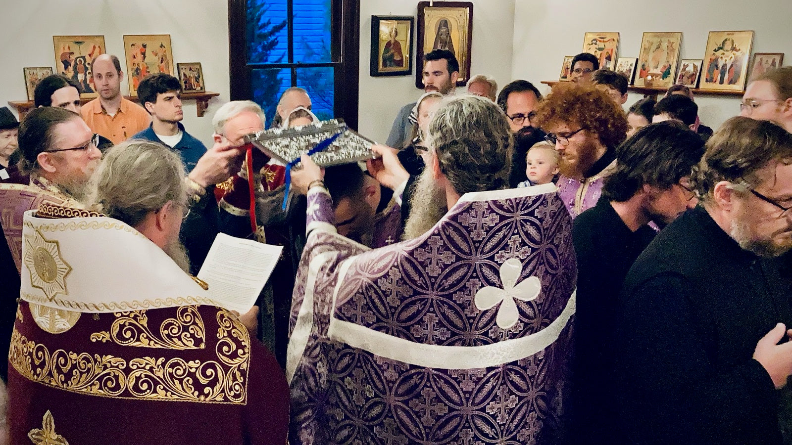 Holy Wednesday Unction