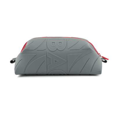 Grey Silicone Doppel Bag
