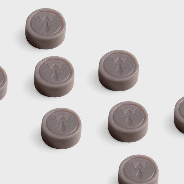 Magnetic Power Buttons - Grey 1
