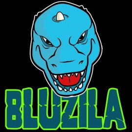 Bluzila by vape monster 3mg