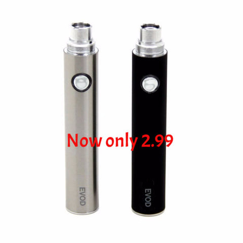 900 mah battery Black - VapingLiquid.com