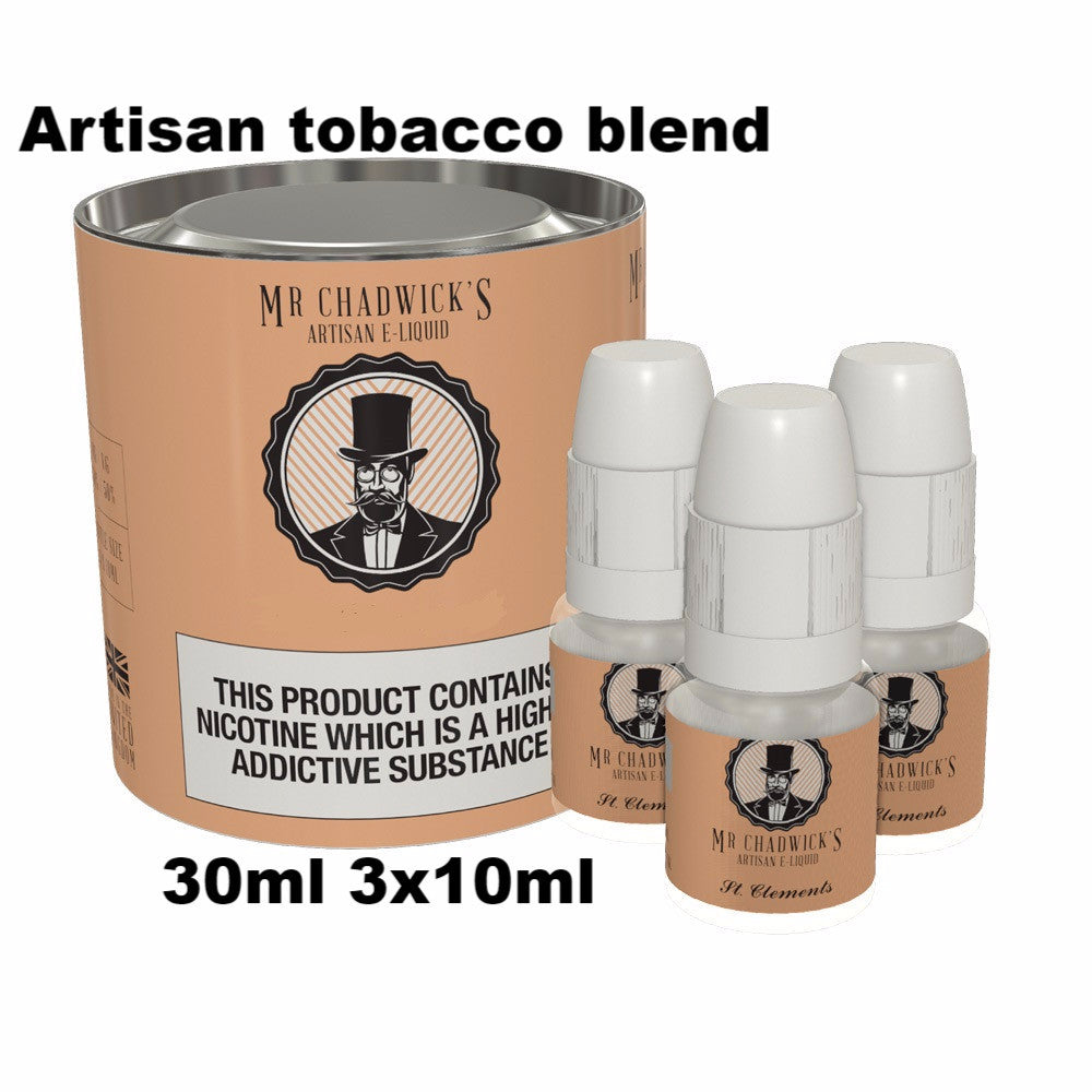 Artisan Blend vape liquid uk manufactured