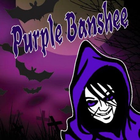 Purple Banshee vape monster 3mg