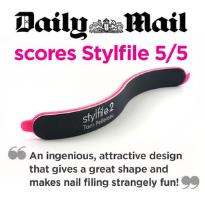 """Curvy-licious Styling Tool"" Stylfile recommended in Daily Mail"