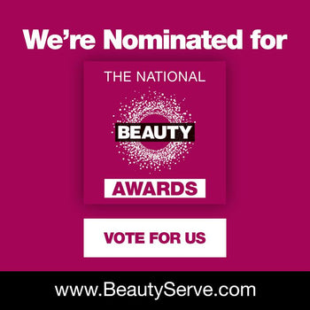 We're Nominated for The National Beauty Awards!