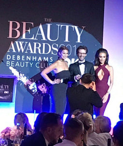 StylPro is a winner again - Highly Commended in The Beauty Awards with OK! Magazine