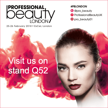 Professional Beauty London 2018