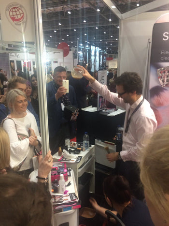 Lovely to meet you all at Professional Beauty