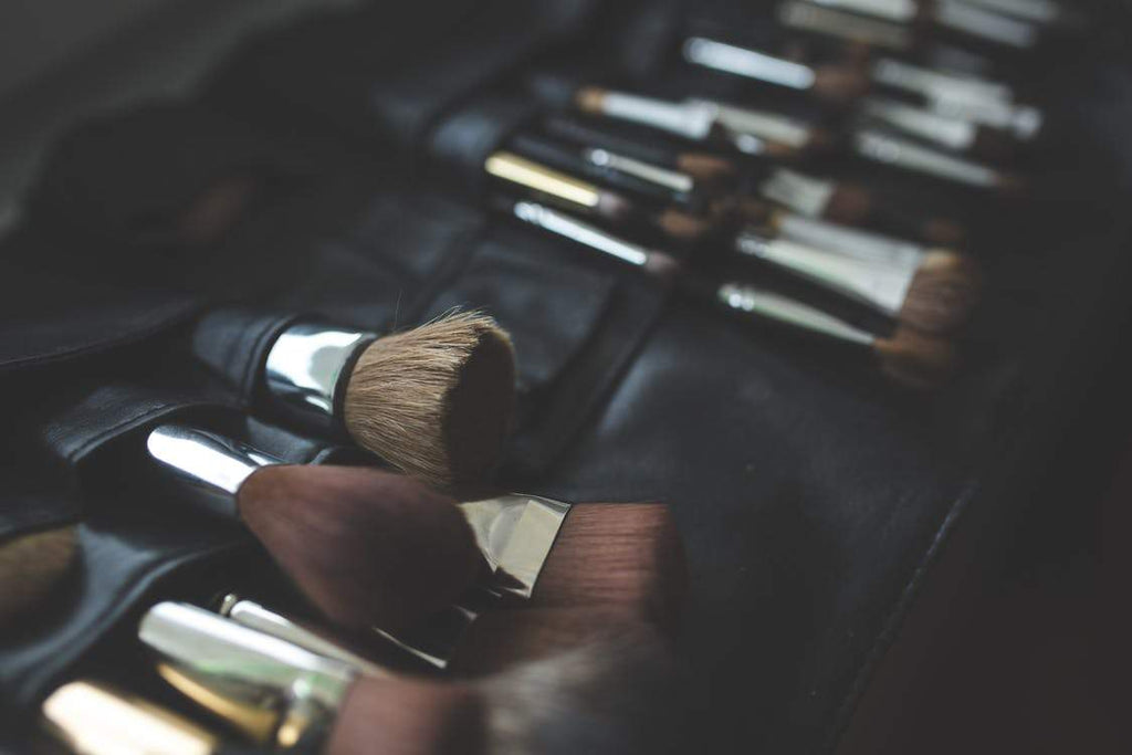 What to clean makeup brushes with