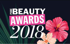 StylPro Expert Shortlisted Pure Beauty Awards 2018